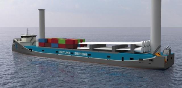 Μία νέα υβριδική λύση για την πρόωση των πλοίων