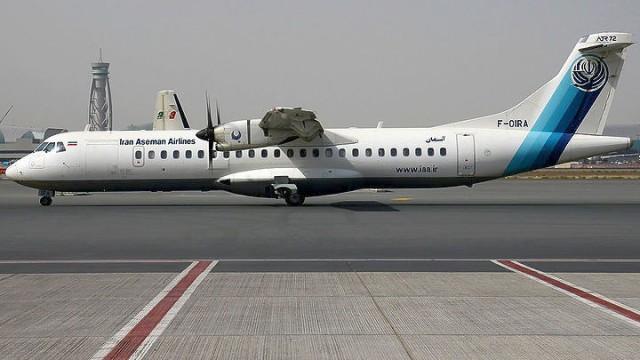 Ιρανικό επιβατικό αεροσκάφος συνετρίβη