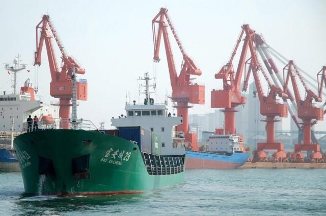Αυξάνεται περαιτέρω το εξωτερικό εμπόριο της Κίνας