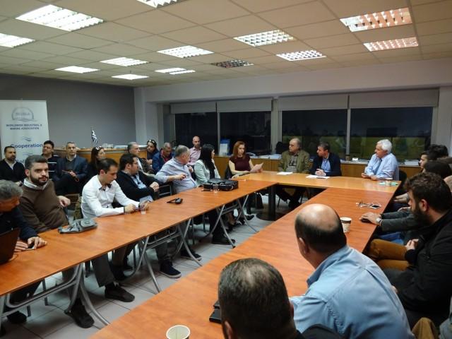 Εκλογή μελών του νέου Διοικητικού Συμβουλίου της WIMA