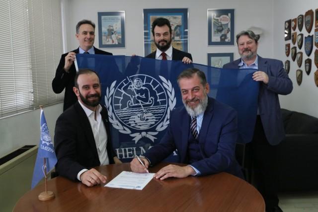 Συνεργασία της HELMEPA με την Royal Caribbean Cruises Ltd