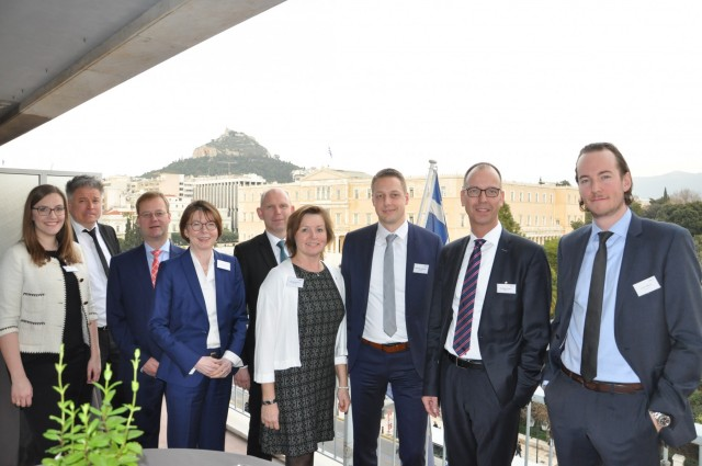 Ανάπτυξη δραστηριοτήτων ναυτιλιακής χρηματοδότησης του γερμανικού ομίλου Nord LB