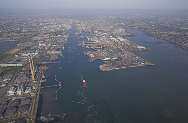 Ρεκόρ καταγράφουν οι εμπορικές ροές της Ιρλανδίας