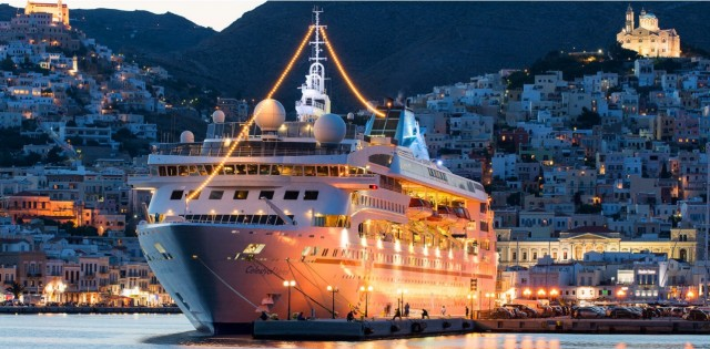 Διακρίσεων συνέχεια για την Celestyal Cruises