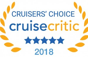 Cruise Critic Cruisers' Choice Awards 2018