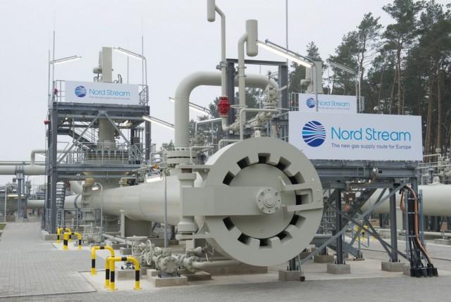 «Απειλή» για το Κίεβο ο αγωγός φυσικού αερίου Nord Stream 2