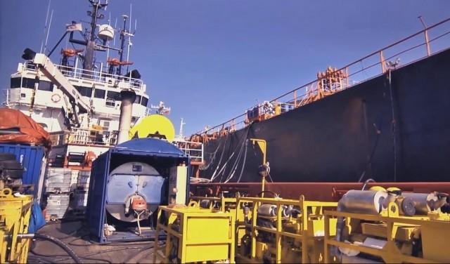 Θετικό βήμα η ανάπτυξη μιας δυναμικής βάσης επισκευής πλοίων στην Ελλάδα