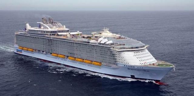 Προς παράδοση το μεγαλύτερο κρουαζιερόπλοιο του κόσμου