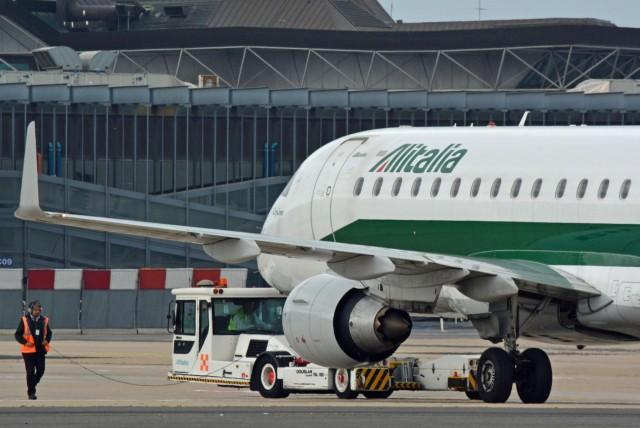 Η Alitalia πιο συνεπής αεροπορική εταιρεία παγκοσμίως τον Ιανουάριο του 2018
