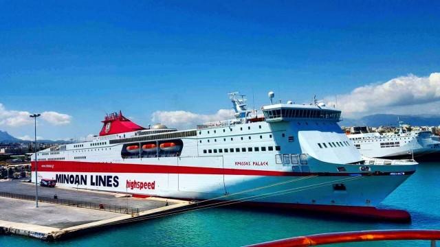 «Καλύτερη Εταιρεία στον κλάδο της Ελληνικής Επιβατηγού Ναυτιλίας» οι Μινωικές Γραμμές