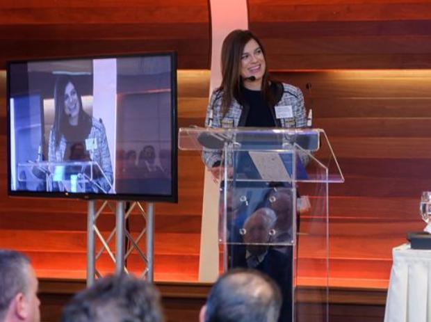 Η Νατάσα Πηλείδου αναλαμβάνει καθήκοντα Υφυπουργού Ναυτιλίας της Κύπρου