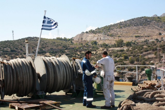 Σημαντική αύξηση στους ναυτολογηθέντες Έλληνες ναυτικούς
