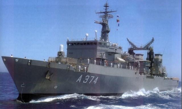 Το Πολεμικό Ναυτικό στηρίζει την ιατρική περίθαλψη κατοίκων νησιών του Αιγαίου