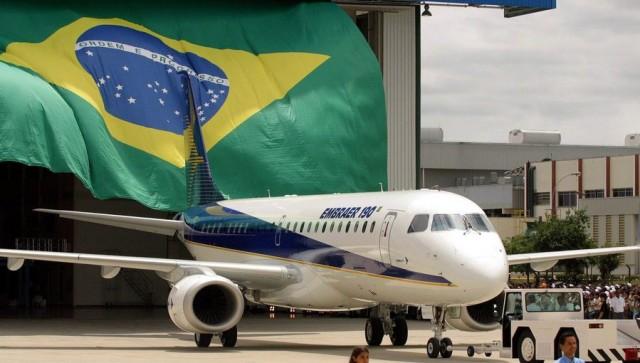 Πιο κοντά ο «γάμος» Boeing και Embraer