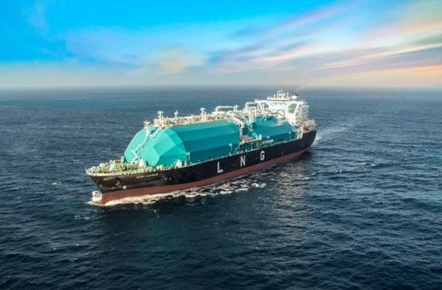 Δυνατή παρουσία για τη νέα γενιά πλοίων LNG