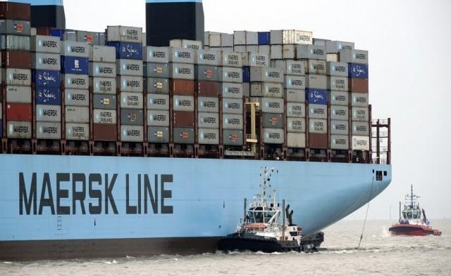 Πυρκαγιά ξέσπασε σε πλοίο της Maersk