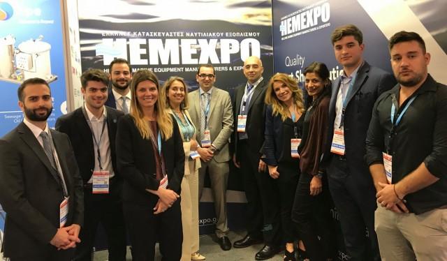 Η HEMEXPO εδραιώνει τη θέση της στην αγορά κρουαζιέρας