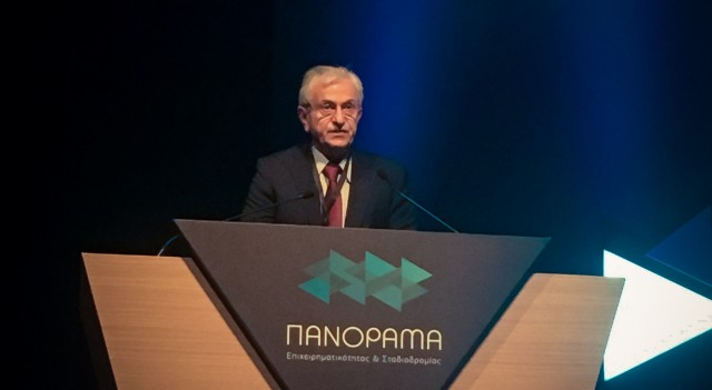 Θ. Βενιάμης: οι Έλληνες κάνουν πρωταθλητισμό στη ναυτιλία