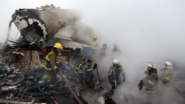 Συνετρίβη αεροσκάφος στο Νεπάλ με 71 επιβαίνοντες