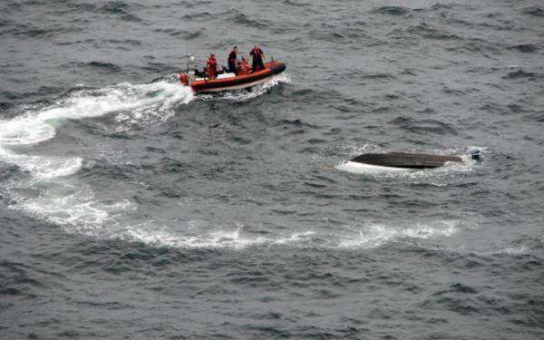Ακόμα ένα ναυτικό δυστύχημα προστίθεται στη λίστα του Μαρτίου