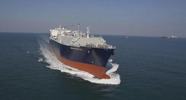 Ακόμη ένα πλοίο για την GasLog Ltd.