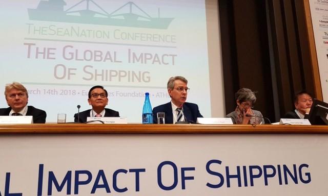 Σύρος, Αλεξανδρούπολη και ναυτική εκπαίδευση προτεραιότητα στις ελληνοαμερικανικές σχέσεις