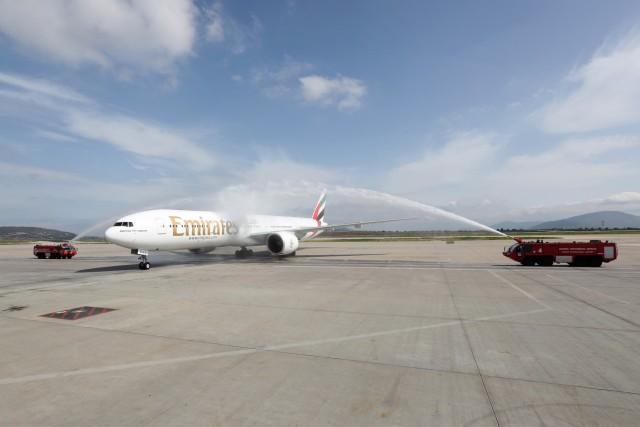 Η Emirates συμπληρώνει έναν χρόνο πτήσεων Αθήνα – Νέα Υόρκη