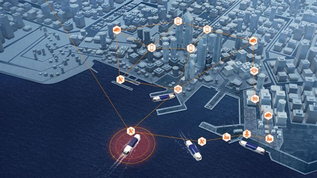 Η Wärtsilä ενώνει τις δυνάμεις της με την Transas για το μέλλον των θαλάσσιων μεταφορών