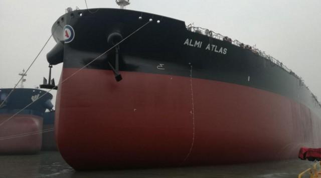 Το πρώτο VLCC με scrubber στην Almi Tankers
