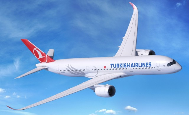 Νέα μεγάλη παραγγελία αεροσκαφών για την Turkish Airlines
