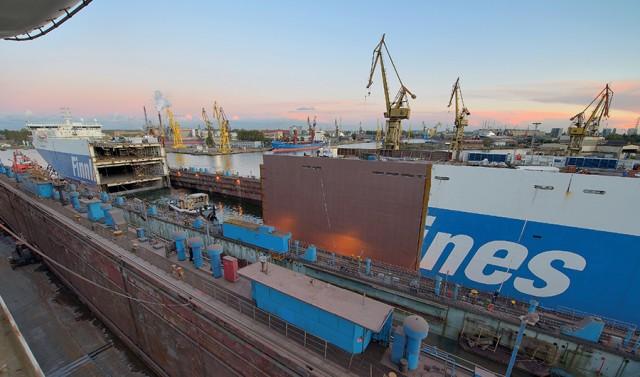 Σε επιμήκυνση πλοίων της προχωρά θυγατρική του ομίλου Grimaldi
