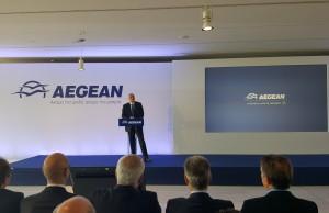 Ο κ. Eric Schulz, Chief Commercial Officer της Airbus