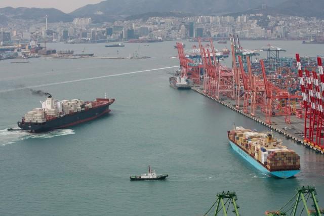 Τρόποι για τη μείωση των εκπομπών αέριων ρύπων από τα πλοία