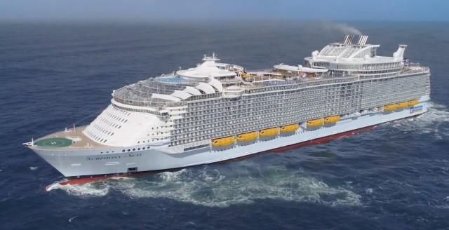 Έτοιμο για ταξίδια το μεγαλύτερο κρουαζιερόπλοιο του κόσμου