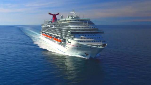 Το 26ο πλοίο της παραλαμβάνει η Carnival Cruise Line