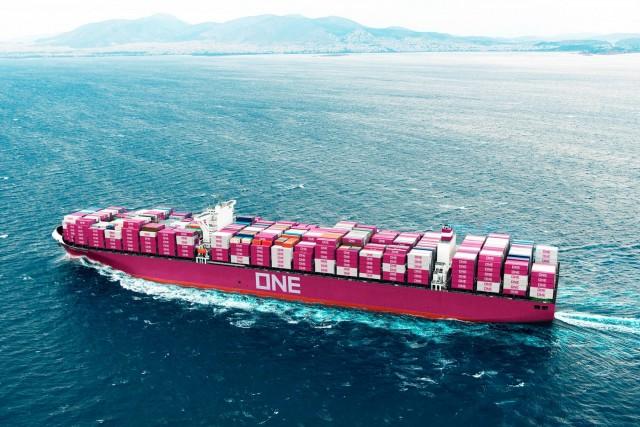Ξεκίνησε επίσημα η λειτουργία της Ocean Network Express