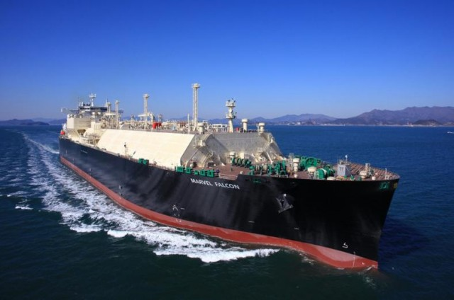 Νέο πλοίο μεταφοράς LNG παραλαμβάνει η NYK Line