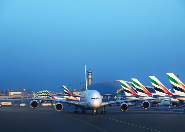 Τον τίτλο της «αεροπορικής εταιρείας της χρονιάς» κατακτά η Emirates