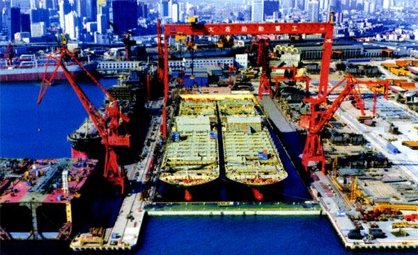 Προς τη δημιουργία ενός ναυπηγικού γίγαντα στην Κίνα;
