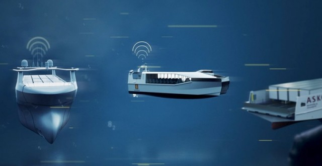 Ιδρύεται η πρώτη παγκοσμίως εταιρεία αυτόνομων πλοίων