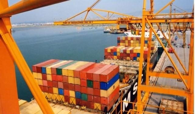Σε άνοδο οι ελληνικές εξαγωγές