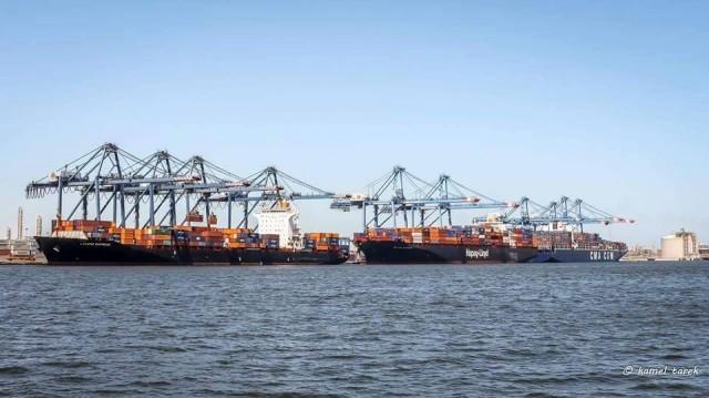 Η Αίγυπτος μετατρέπεται σε ισχυρό Port State
