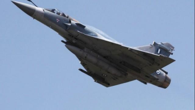 Νεκρός ο πιλότος του μαχητικού αεροσκάφους που κατέπεσε βορειοανατολικά της Σκύρου