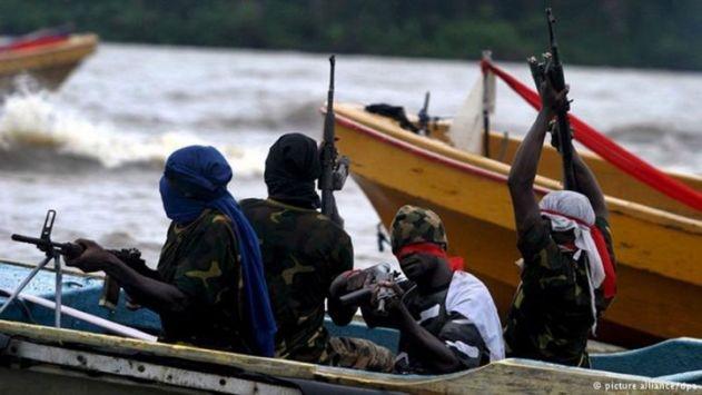Σε άνοδο οι επιθέσεις σε πλοία στον Κόλπο της Γουινέας
