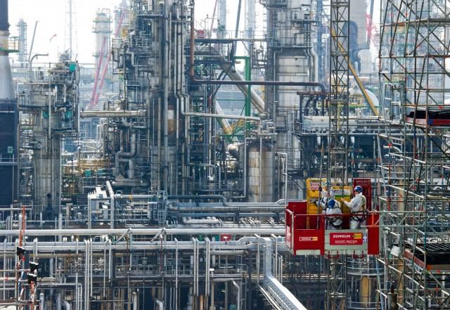 Μείωση στην βιομηχανική παραγωγή της Ευρωπαϊκής Ένωσης