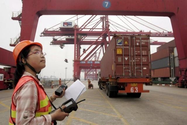 Μη επανδρωμένα φορτηγά στα λιμάνια της Κίνας