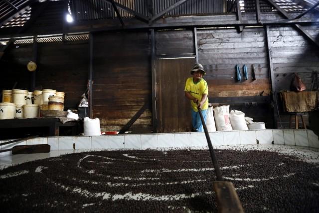 Αυξημένες οι εξαγωγές βραζιλιάνικου καφέ τον Μάρτιο