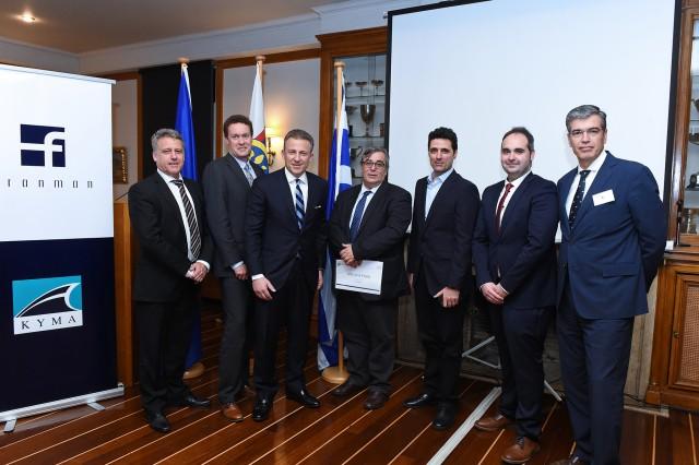KYMA: Λαμπρό το μέλλον για τα συστήματα παρακολούθησης στη ναυτιλία