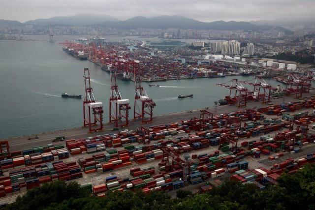 Ρεκόρ για το εμπορικό πλεόνασμα της Ν. Κορέας