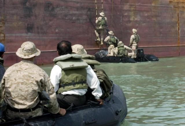 12 ναυτικοί απήχθησαν από πλοίο ανοιχτά της Νιγηρίας